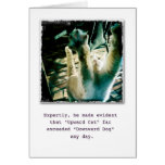 Way to Go! Greeting Card
