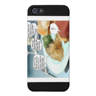 Way Too Complex Carbohydrates Funny Gifts &  iPhone SE/5/5s Cover