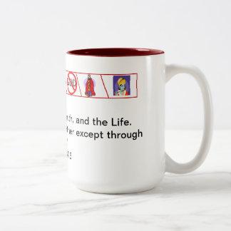 Way, Truth, & Life Mug