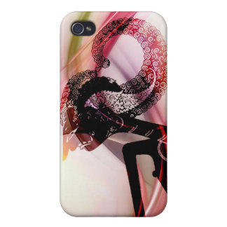Wayang Arjuna Covers For iPhone 4