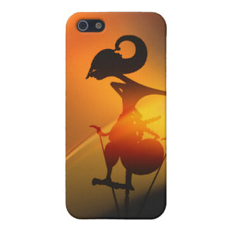 Wayang Arjuna Case For iPhone 5