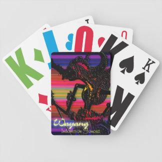 Wayang Card Bicycle Playing Cards