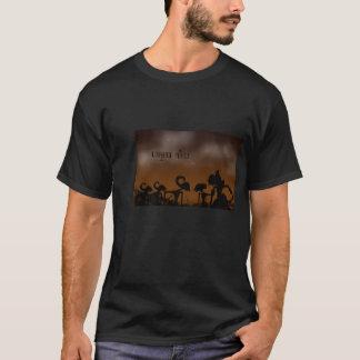 wayang tshirt