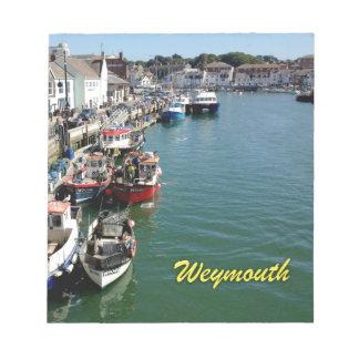 ¡Waygood Weymouth! Blocs De Notas
