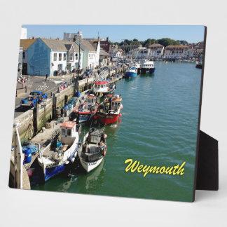 ¡Waygood Weymouth Placa De Madera