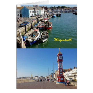 ¡Waygood Weymouth! Tarjeta De Felicitación