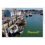 ¡Waygood Weymouth! Tarjeton