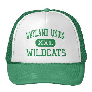 Wayland Union - Wildcats - High - Wayland Michigan Trucker Hat