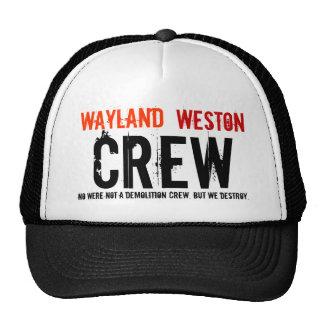 Wayland Weston Beast Hat