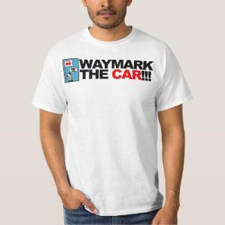 WAYMARK THE CAR t-shirt