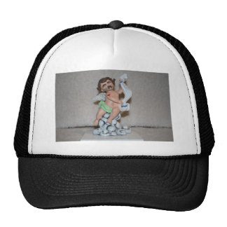 Wayne, Cherub of Heartbreak and Disenchantment Trucker Hat