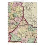 Wayne, condados de Pike Tarjeta De Felicitación