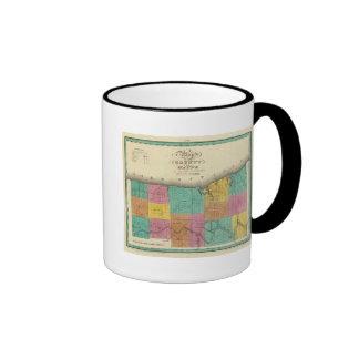 Wayne County Ringer Mug