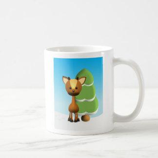 Wayne Deer Mug