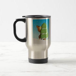 Wayne Deer Travel Mug