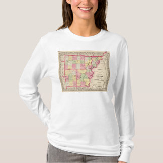 Wayne, Edwards, Wabash, Hamilton, White counties T-Shirt