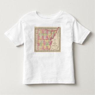 Wayne, Edwards, Wabash, Hamilton, White counties Toddler T-shirt