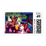 Wayne Gorbea and Salsa Picante Stamps