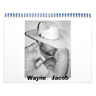 wayne jacob email pose, Headshot 2 web ready, W... Calendar