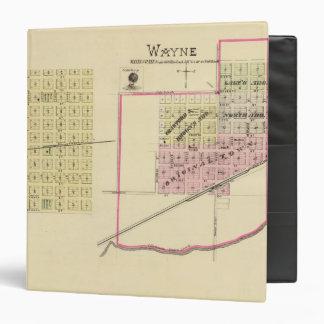 Wayne, Nebraska Binder