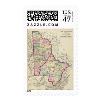 Wayne, Pike counties Postage