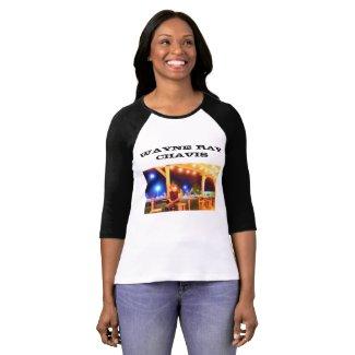 wayne ray chavis gear T-Shirt
