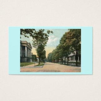 Wayne St., Fort Wayne, Indiana 1907 Vintage Business Card
