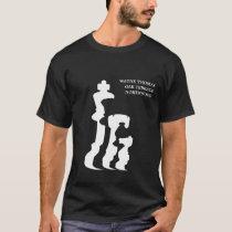 Wayne Thomas Chess Club T-Shirt