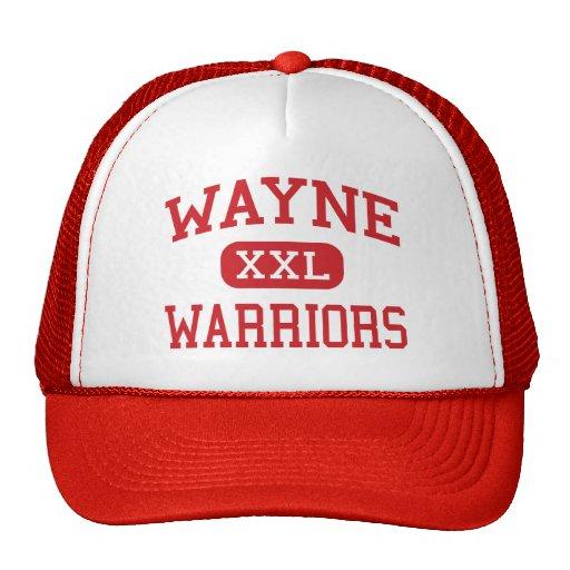 Wayne - Warriors - High - Huber Heights Ohio Hats