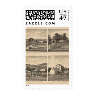 Waynesboro, Augusta County Postage Stamp