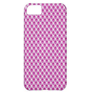 Waypoint Wallpaper - Purple iPhone 5C Cases