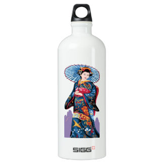 WAYS OF MAGNIFICIENCE ALUMINUM WATER BOTTLE