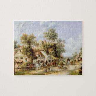 Wayside Inn Jigsaw Puzzles