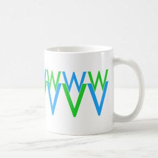 WaywardVerse Green/Blue Mug