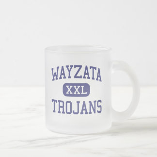 Wayzata - Trojans - High - Minneapolis Minnesota Mug