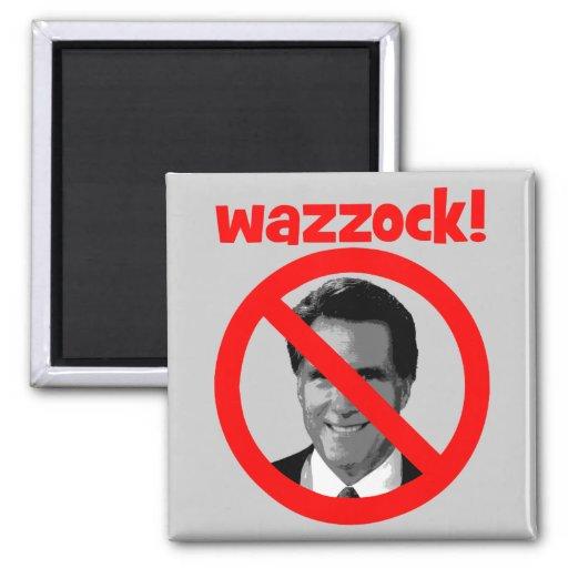 Wazzock de Romney Imán Cuadrado