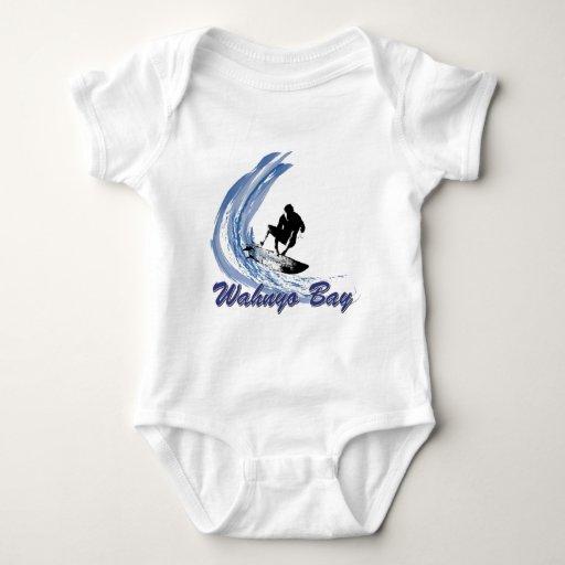 WB de la resaca Body Para Bebé