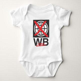 WB  World Bankrupt Baby Bodysuit