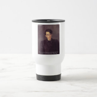 """WB Yeats """"Pilgrim Soul"""" Love Quote Gifts & Cards Mugs"""