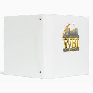 WBI Binder