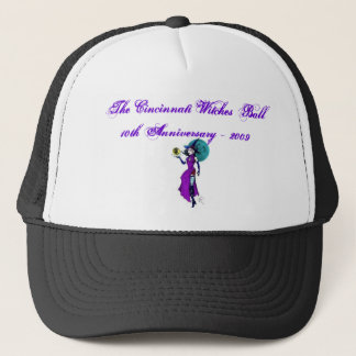WBlogoWitch, The Cincinnati Witches Ball10th An... Trucker Hat