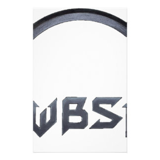 WBSI [What did the Brit Say to the Indian] gear Stationery