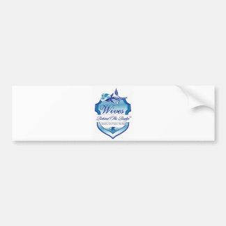 wbtb TRADEMARK Bumper Sticker