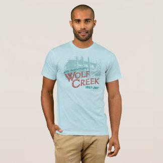 WC 60th Design 1 - Men's AmerApparel T (Lt Blue) T-Shirt