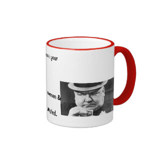 wc fields quote ringer mug