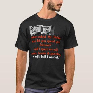 wc fields T-Shirt