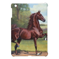 WC Merchant Prince by Jeanne Newton Schoborg iPad Mini Cover