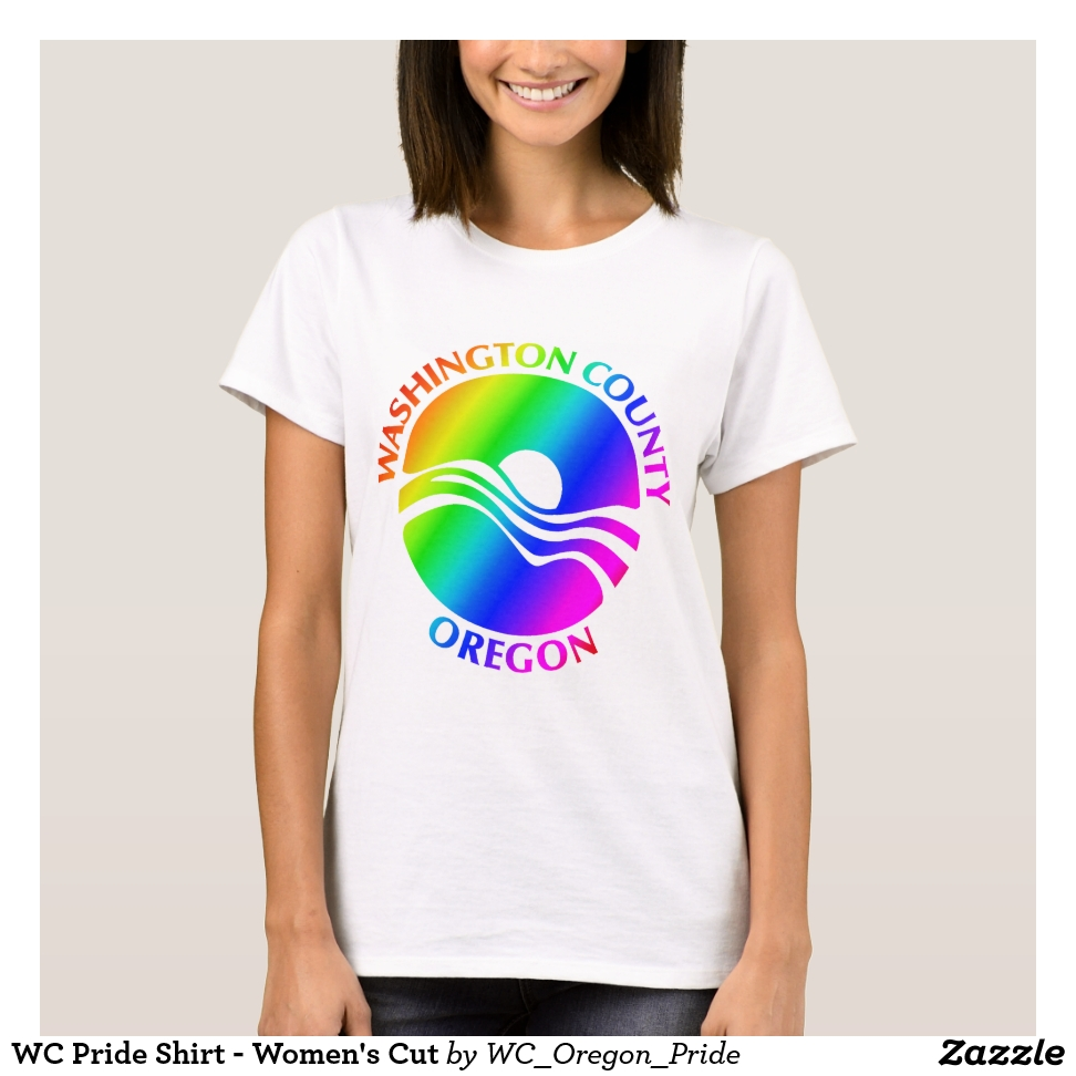 WC Pride Shirt - Women's Cut - Best Selling Long-Sleeve Street Fashion Shirt Designs
