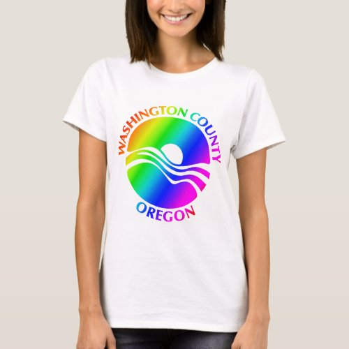 WC Pride Shirt _ Womens Cut