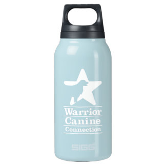WCC navy Insulated Water Bottle